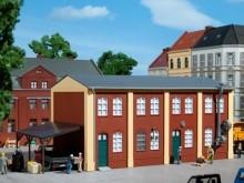 "Produktionsgebäude ""August Hagen AG"""