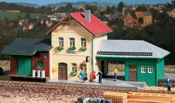 Bahnhof Hohendorf