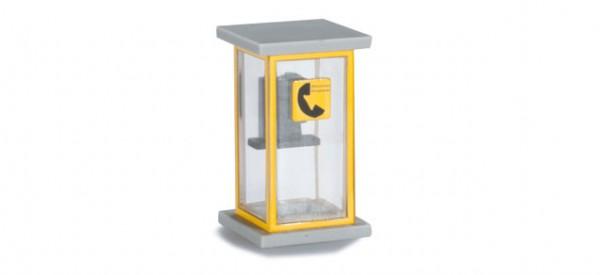 Telefonzellen (1960) Bausatz - 2 Stück