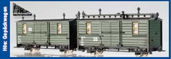 Packwagen 975-001 m.Oberlicht Ep.3 DR