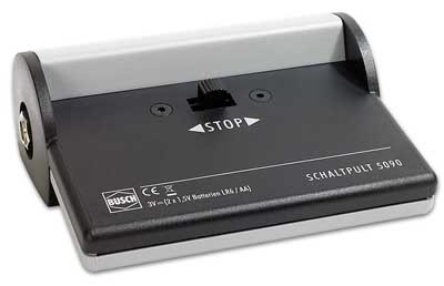 Batteriekasten/Schalter für Feldbahn