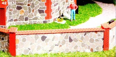 Natursteinmauer , Kirchenmauer zu 11405