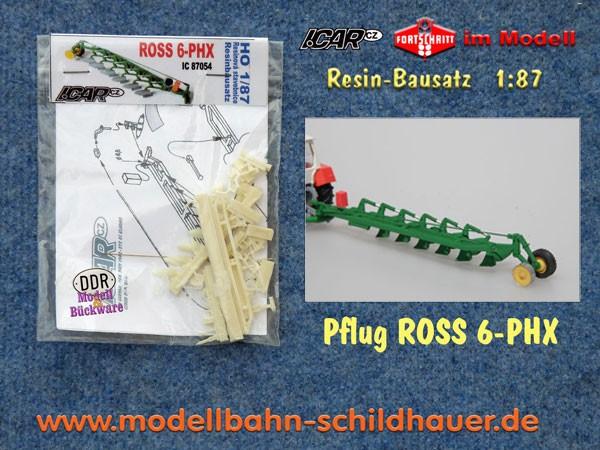 Pflug PHX ROSS, Bausatz