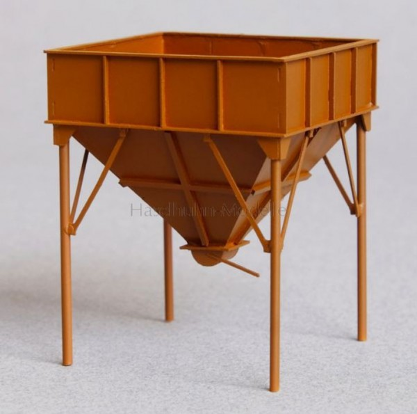 Kohlebunker H0 - Bausatz