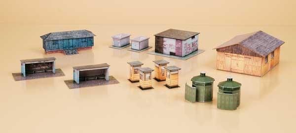Kleingebäude-Set (TT)