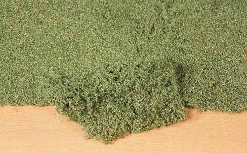 Blätterflor dunkelgrün 28x14cm