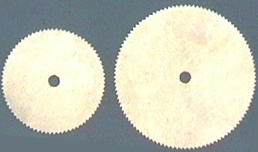 Kreissägeblatt 16mm f.Holz,Kunststoff