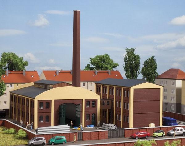 Fabrikgebäude, Ziegelbau (N)