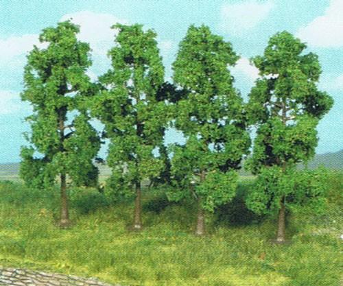 4 Laubbäume 11cm