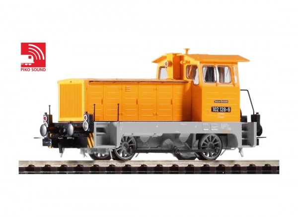"""Diesellok BR 102.1 """"Gartenlaube"""" Epoche 4 DR mit Sound"""