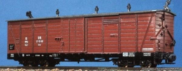 G-Wagen, 4-achsig Ep.3 DR