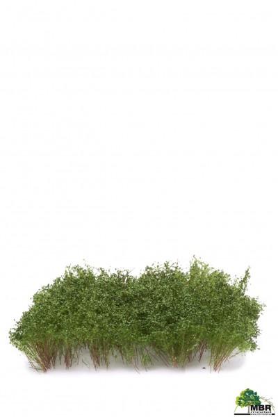 Wildgebüsch (15x15cm) dunkelgrün