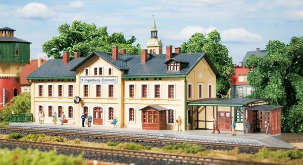 Bahnhof Klingenberg (TT)