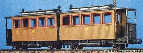 Doppelwagen 8K/25K (IK-Zug)