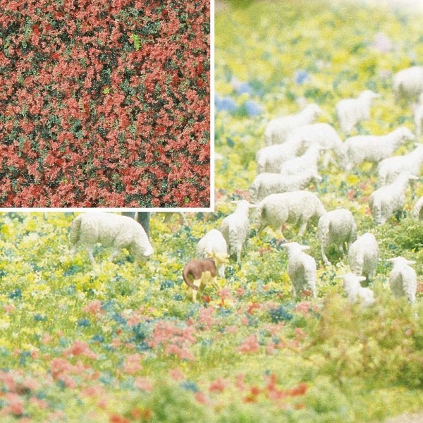 Blütenflocken, Heide