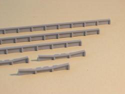 Bahnsteigkanten 7 mm