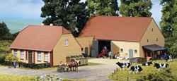 """Bauernhof""""Eichenhof"""" Klinker hell"""