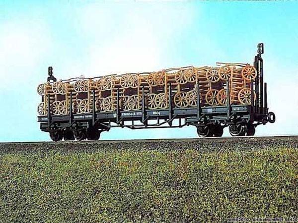 Leiterwagen Bausatz (2 Stück)