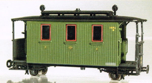 Personenwagen 107K (IK-Zug)
