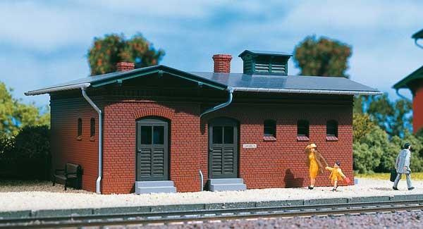 Bahnhofstoilette
