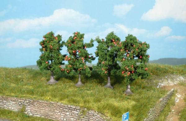 5 Apfelbäume 7cm