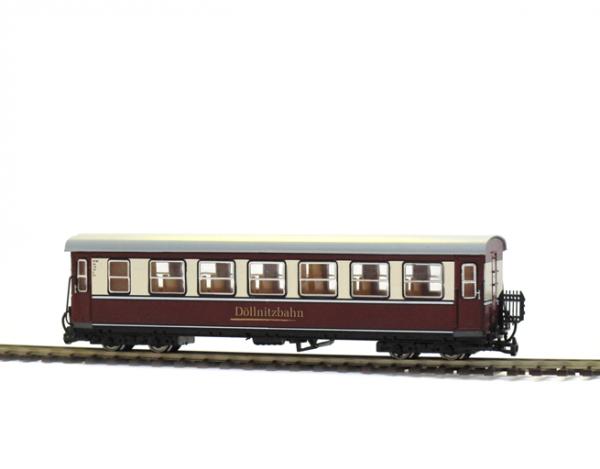 "Beiwagen VB186 ""Döllnitzbahn"" H0e"